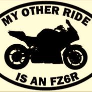 Yamaha FZ6R XJ6 Diversion F