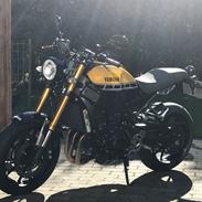 Yamaha XSR 900 60th Anniversary