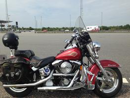 Harley Davidson 1340 heritale softaile