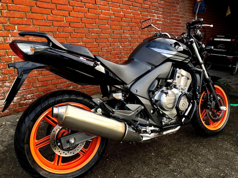 Honda CBF 600 N - Billeder af mc-er - Uploaded af Søren L