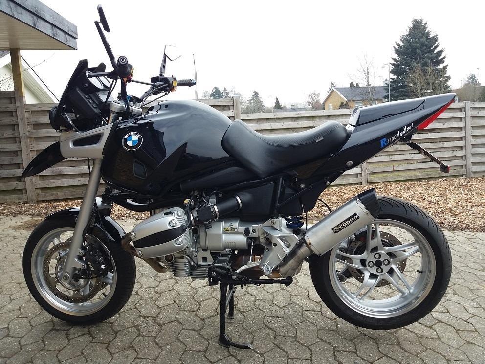 BMW R1100GS billede 1