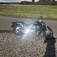 Yamaha Dragstar xvs