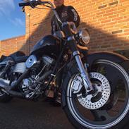 Harley Davidson FLH Super Glide