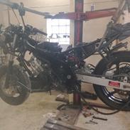 Honda CBR 600 f2 3/4