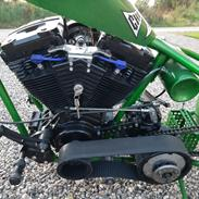 Harley Davidson S&S 1450cc  (west coast chopper)