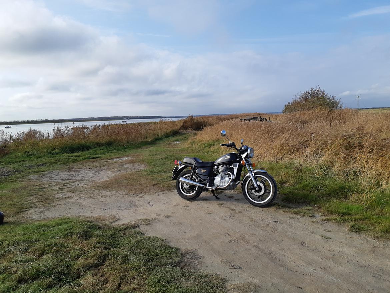 Honda cx 500 c billede 5