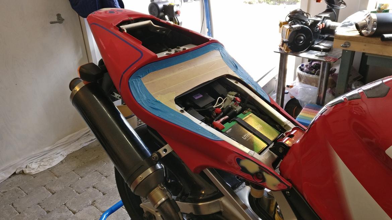 Yamaha R1 RN04 5jj billede 9