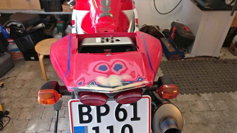 Yamaha R1 RN04 5jj billede 10