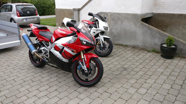 Yamaha R1 RN04 5jj billede 16