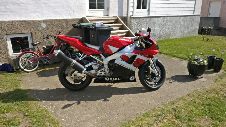 Yamaha R1 RN04 5jj billede 12