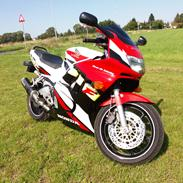 Honda CBR 600 F3 - solgt