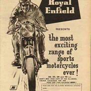 "Royal Enfield Fury                 612cc ""bighead"""