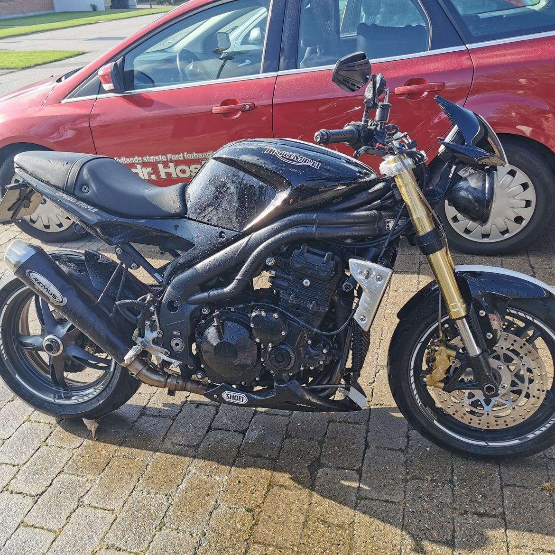 Triumph speed triple 1050 billede 4