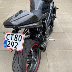 Triumph Speed Triple (SOLGT)