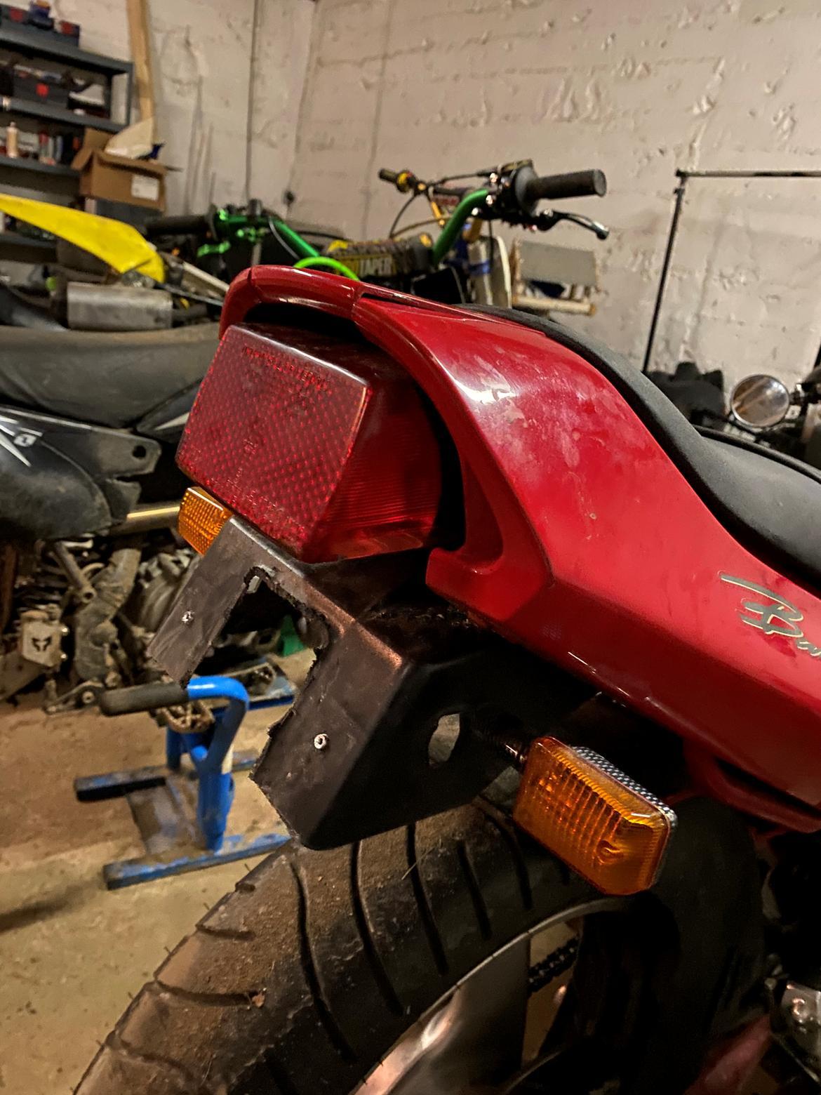 Suzuki Gsf 400 bandit billede 15