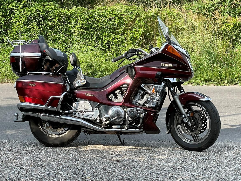 Yamaha xvz 1300 Venture Royale billede 5
