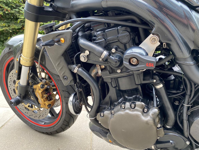 Triumph Speed Triple (SOLGT) billede 10