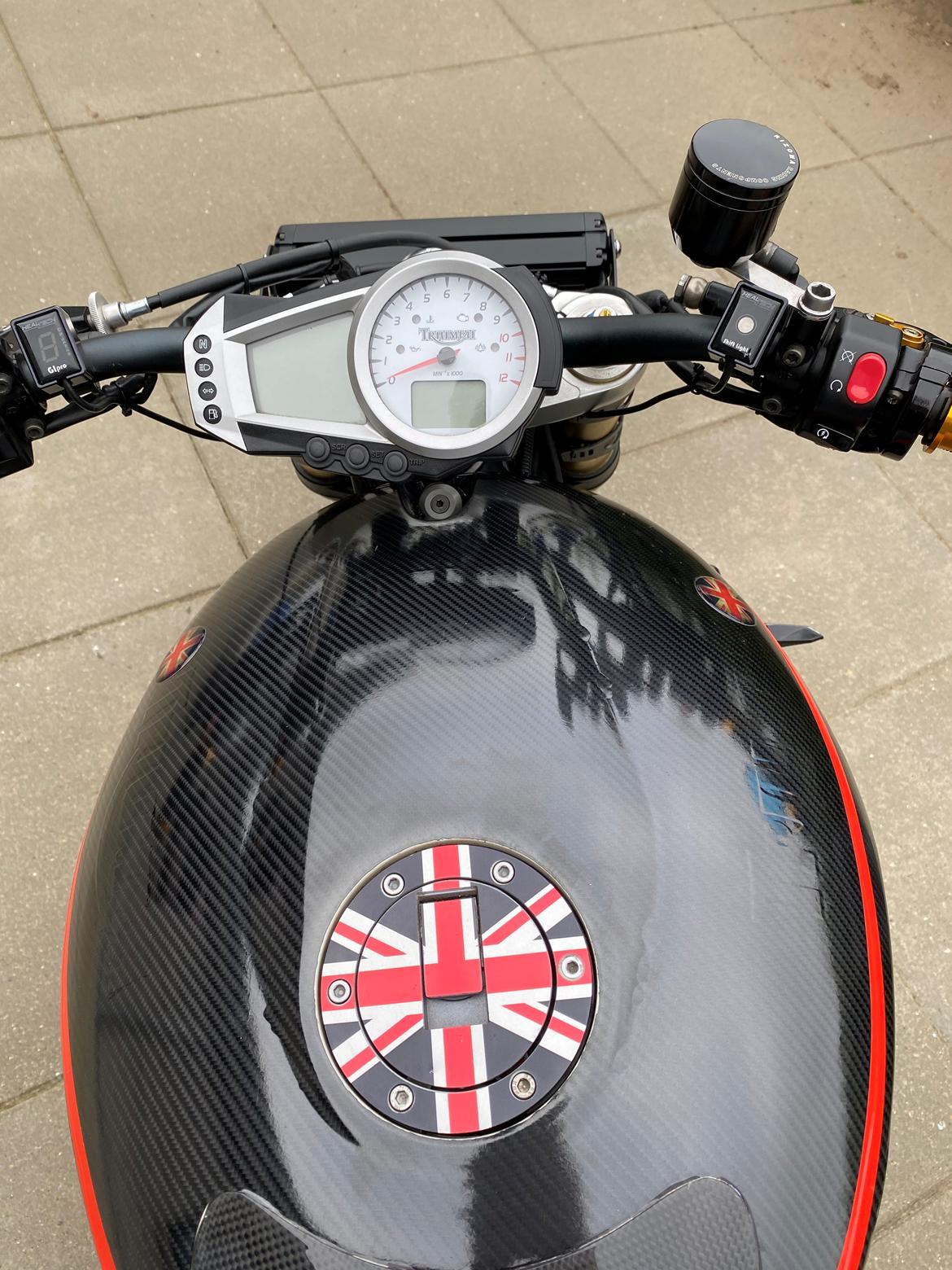 Triumph Speed Triple (SOLGT) billede 19