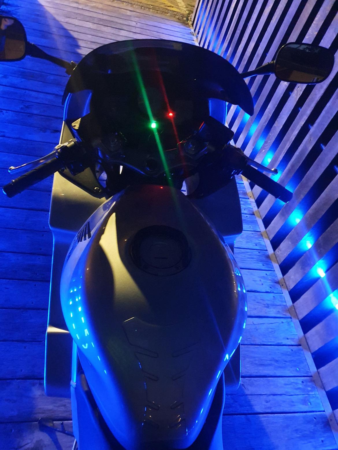 Honda VFR 800 billede 13