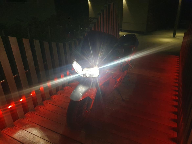 Honda VFR 800 billede 14