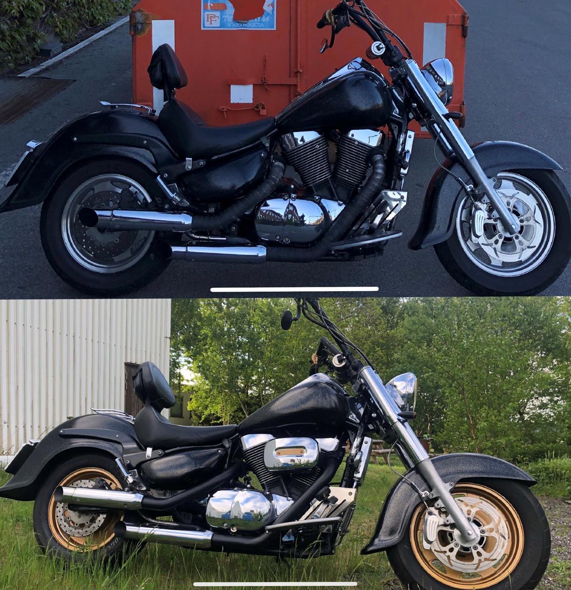 Suzuki VL 1500 billede 2