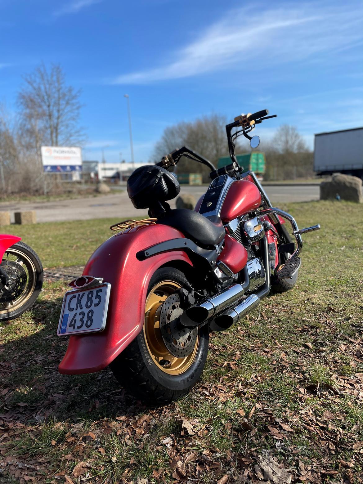 Suzuki VL 1500 billede 4