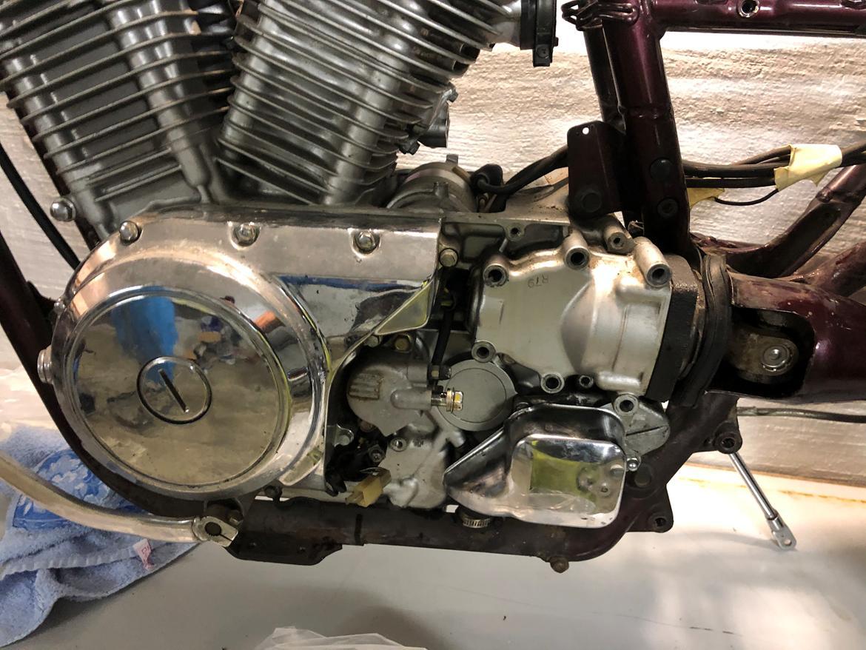 Suzuki VS750 (Joker Intruder) billede 4