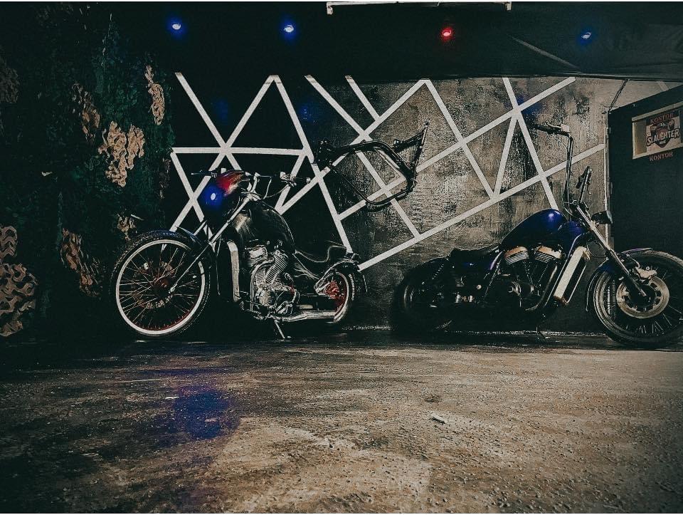 Suzuki VS750 (Joker Intruder) billede 13