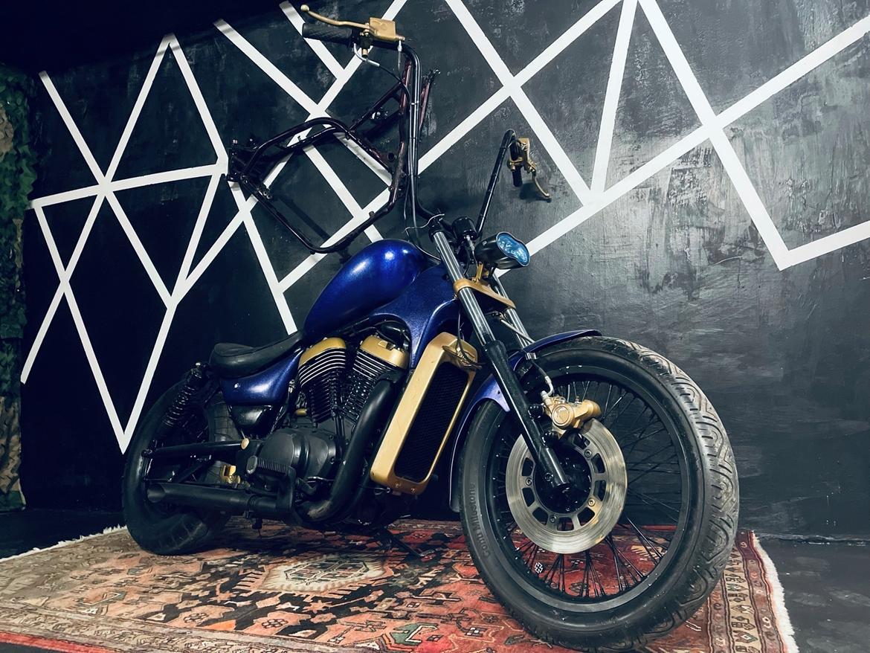 Suzuki VS750 (Joker Intruder) billede 15