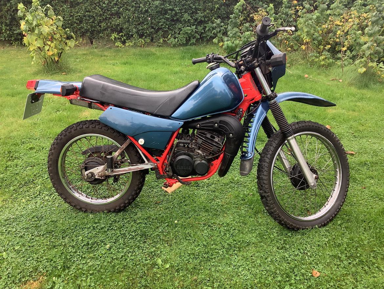 Yamaha DT 175 billede 1