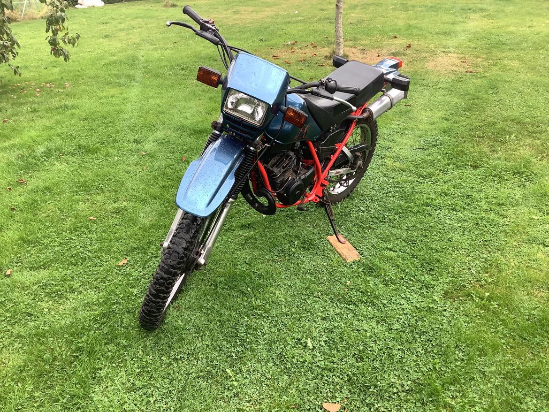 Yamaha DT 175 billede 2