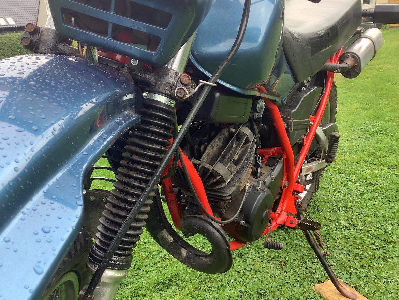 Yamaha DT 175 billede 3