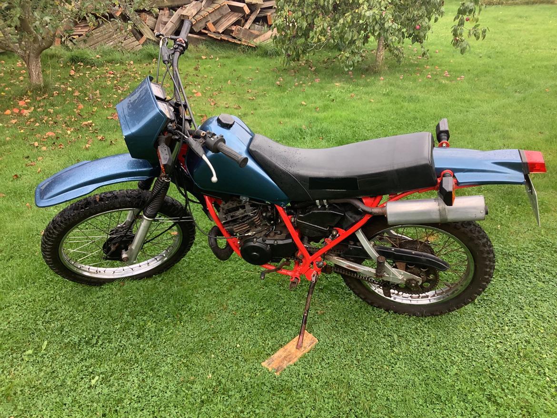 Yamaha DT 175 billede 7