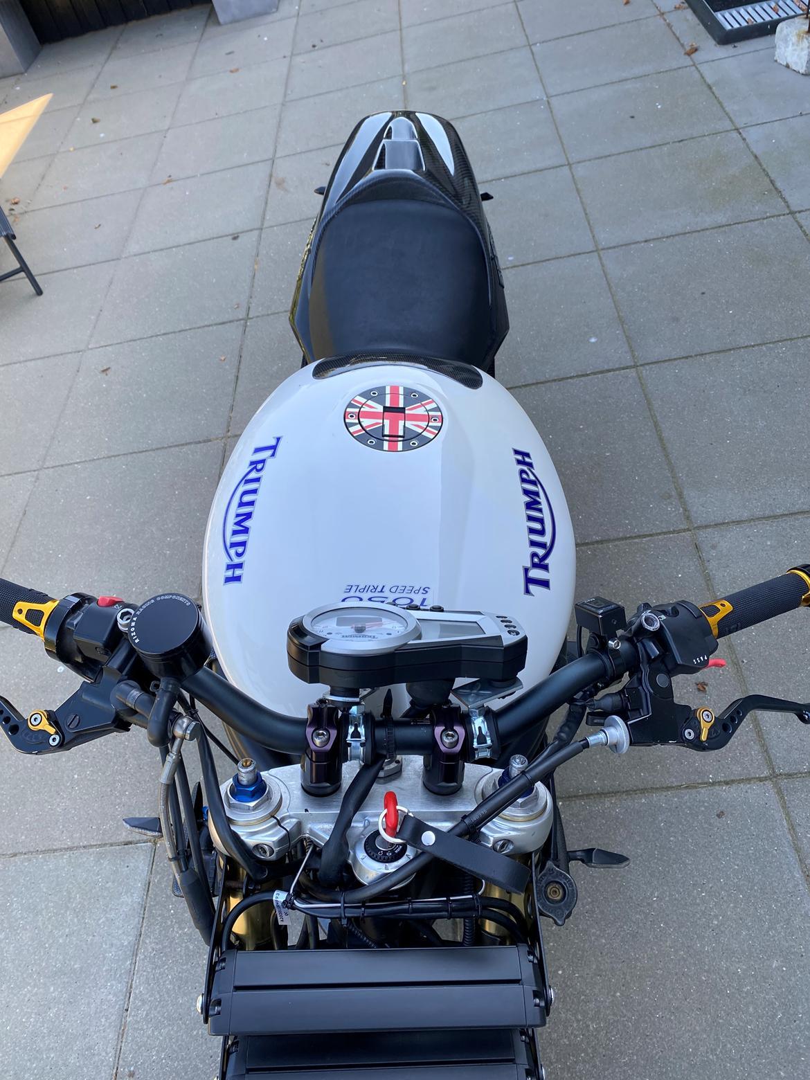 Triumph Speed Triple (SOLGT) billede 37