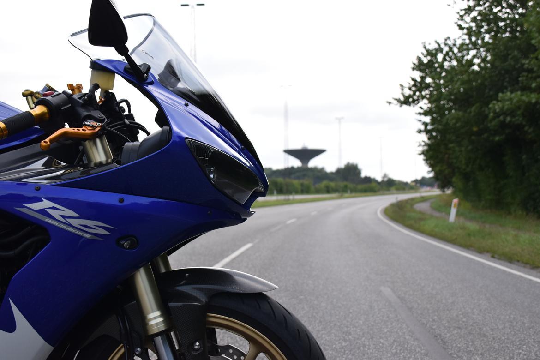 Yamaha YZF R6  billede 7