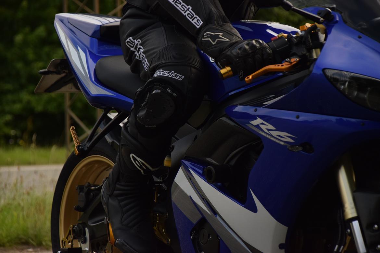 Yamaha YZF R6  billede 6