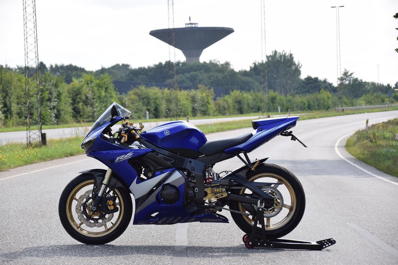 Yamaha YZF R6  billede 10
