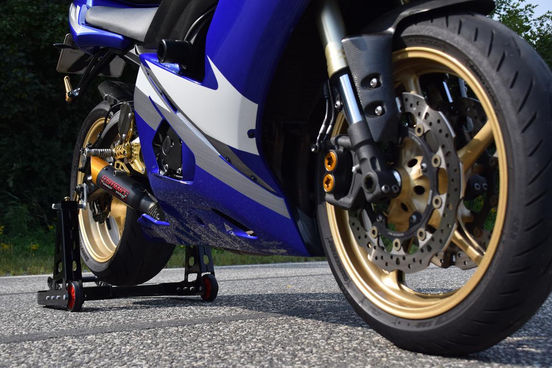 Yamaha YZF R6  billede 16