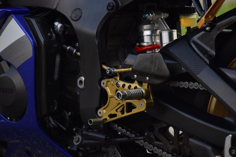 Yamaha YZF R6  billede 18