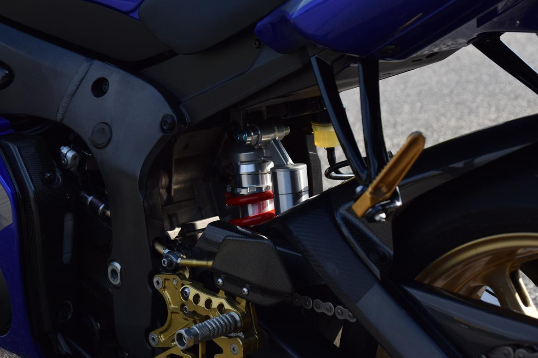 Yamaha YZF R6  billede 19