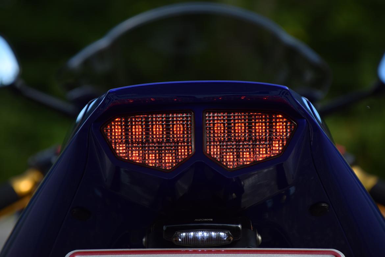 Yamaha YZF R6  billede 23