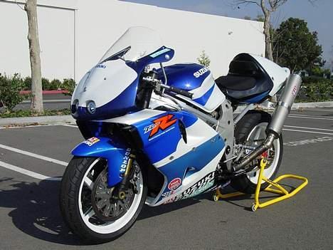 Suzuki TL1000R AMA #SOLGT# - taget i USA billede 5