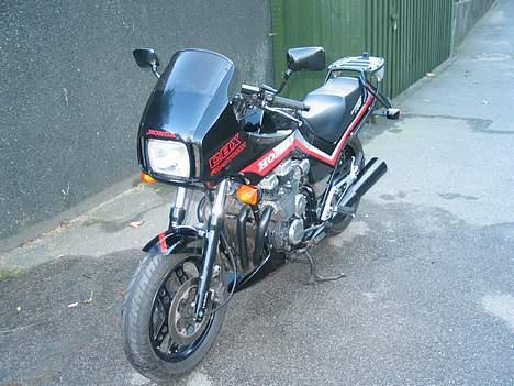 Honda CBX 750 F - Den Ser Da Godt Ud! billede 3