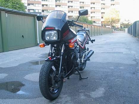 Honda CBX 750 F billede 9
