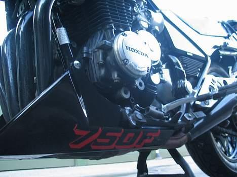 Honda CBX 750 F - Motoren Ser Dejlig Brutal Ud billede 12