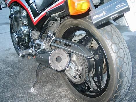 Honda CBX 750 F billede 14