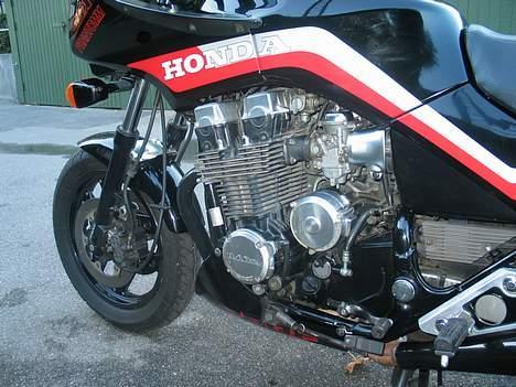 Honda CBX 750 F billede 15