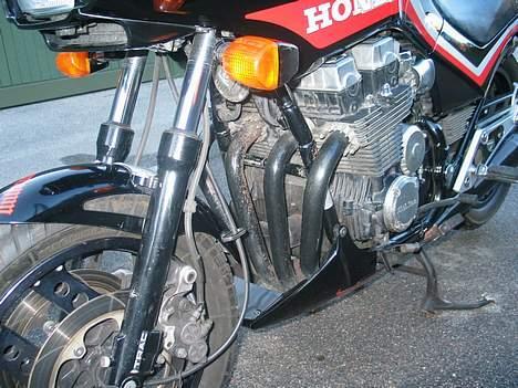 Honda CBX 750 F billede 16