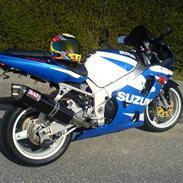 Suzuki GSXR 750 K1