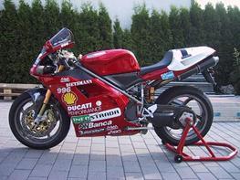 Ducati 996 SPS nr:822